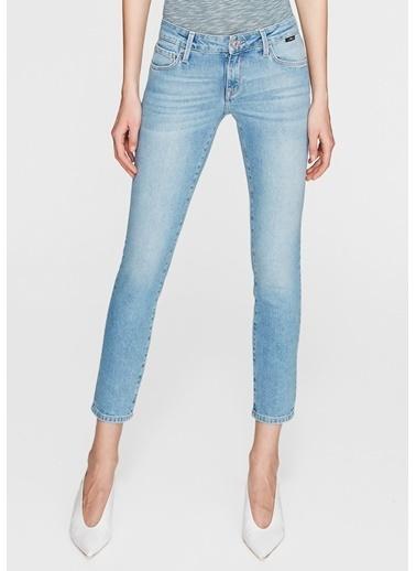Mavi Jean Pantolon | Serena Ankle - Super Skinny İndigo